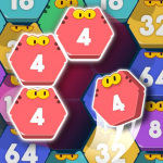 Cat Cell Connect – Merge Number Hexa Blocks 1.2.0 APK