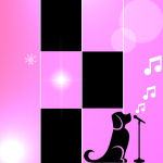 Cat Dog Magic Tiles 1.1.0 APK