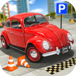 Classic Car Parking Real Driving Test 1.7.9 APK