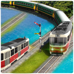 Cockpit Train Simulator 1.8  APK