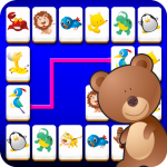 Connect Animals : Onet Kyodai (puzzle tiles game) 18 APK