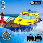 Cruise Captain: Water Boat Taxi Simulator 1.6 APK