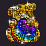 Diamond Coloring – Sequins Art & Paint by Numbers 1.4.3  APK
