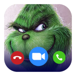 Fake call for the Grinch 2021 1 APK