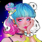 Flora Coloring: Color by Number Painting Game 1.0.19 APK
