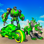Flying Tiger Attack: Flying Bike Transformation 3.0.3  APK