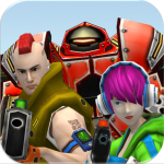 Ghost Squad: Warbots Battle 1.5.6 APK