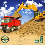 Heavy Construction Mega Road Builder 1.15  APK