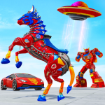 Horse Robot Car Game – Space Robot Transform wars 1.1.3 APK