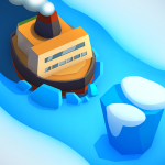 Icebreakers – idle clicker game about ships 1.29  APK