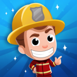 Idle Firefighter Tycoon – Fire Emergency Manager 0.14 APK