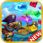 Jewel Pirates – Match 3 1.6.01 APK