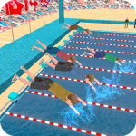 Kids Swimming Pool Water Race Championship 2020 4.1 APK