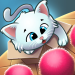 Kitty Snatch – Match 3 ft. Cats of Instagram game 1.0.88 APK