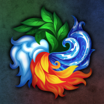 Masters of Elements-CCG game + online arena & RPG 6.6.8 APK