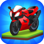 Merge Bike game 1.1.53 APK