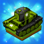 Merge Tanks: Funny Spider Tank Awesome Merger 2.0.18  APK
