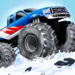 Monster Stunts — monster truck stunt racing game 5.12.65 APK