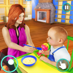 New Baby Single Mom Family Adventure 1.1.9 APK