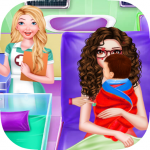 Newborn Care Game Pregnant games Mommy in Hospital 11.0.0 APK