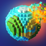 PlanetCraft: Block Craft Games 5.0 APK