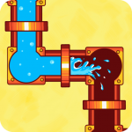 Plumber World : connect pipes (Play for free) v29   APK