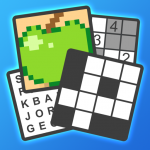 Puzzle Page – Crossword, Sudoku, Picross and more 3.8 APK