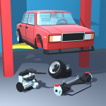 Retro Garage – Car mechanic simulator 2.3.1 APK