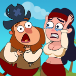 Save The Pirate! Make choices – decide the fate 1.1.65  APK