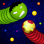 Snaky .io – Fun Multiplayer Slither Battle 5.4 APK