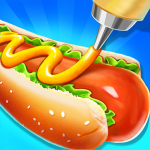 Street Food Stand Cooking Game for Girls 1.6  APK