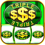Triple Gold Dollars Slots Free 2.2 APK