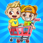 Vlad & Nikita supermarket game for Kids 1.1.4 APK