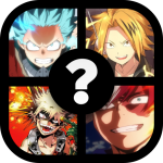 Anime Boku 4 Pics My Hero Quiz 8.7.3z APK