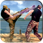 Army Battlefield Kung Fu New Fighting Games 2020 1.3 APK