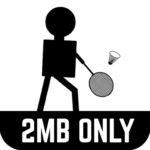 Badminton Black  APK