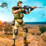 FPS Real Commando Games 2021: Fire Free Game 2021  APK