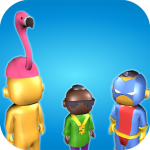 Fall Guys Flat On Ground – Ultimate Challenges 0.22 APK