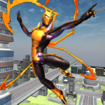 Flying Spider Hero Two -The Super Spider Hero 2020  APK
