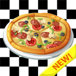 Food color by number : Pixel art coloring 1.5 APK
