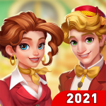 Hotel Fever: Grand Hotel Tycoon Story 1.0.2 APK