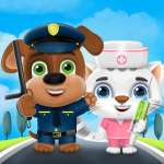 Kideo Town: Learn Professions 1.1.0 APK