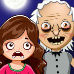 Mini Town: Horror Granny House Scary Game For Kids 2.0 APK