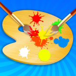 Mix Color & Paint Dropper Real Mixing Paint Puzzle 1.2 APK