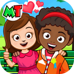 My Town : Best Friends' House games for kids 1.06  APK