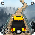 Offroad Jeep Driving Stunt 3D : Real Jeep Games 1.0 APK
