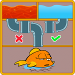 Save Fish – Block Puzzle Aquarium 30.0 APK