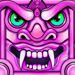 Scary Temple Final Run Lost Princess Running Game 4.2 APK
