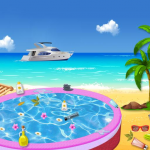 Spa Salon Cleanup Simulator: Pool & Bath Cleaning 1.0.6 APK
