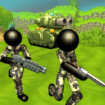 Stickman Tank Battle Simulator  APK1.10